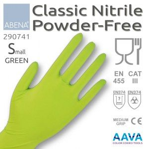nitrile-green-small