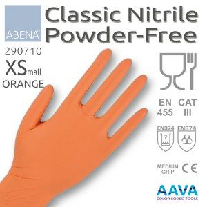 nitrile-orange-xsmall